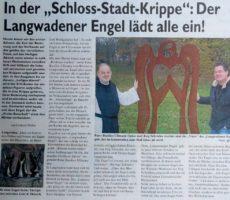 Schloss-Stadt-Krippe